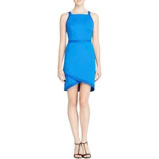 Cynthia Steffe Womens Casual Dress Sleeveless Knee-Length