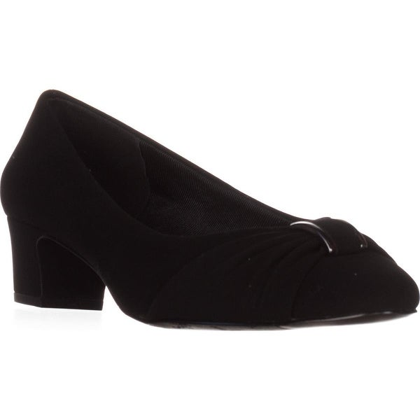 Easy Street Eloise Dress Pumps, Black