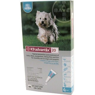 Advantix Ii Dog Teal