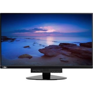 "Refurbished - Lenovo ThinkCentre Tiny-in-One 24 23.8"" IPS LED-backlit Monitor Display Port"