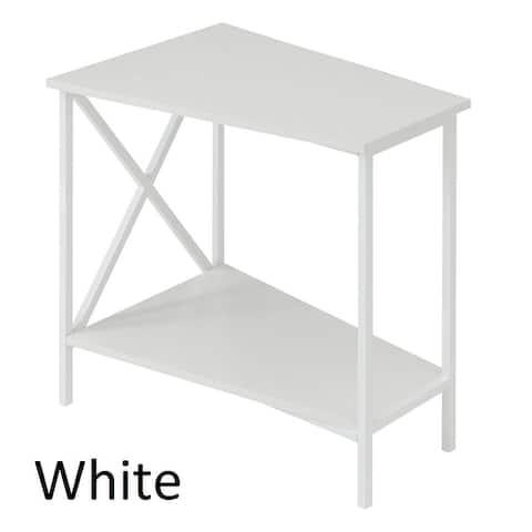 Carbon Loft Ehrlich Wedge End Table