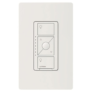 Lutron Caseta Wireless In-Wall ELV+ Light Dimmer for Wall and Ceiling Lights