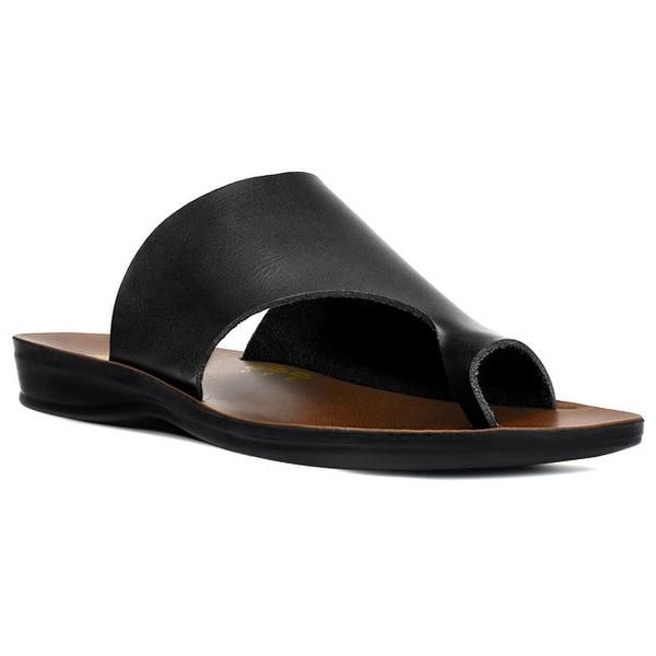 4f8e909be5 Shop Aerosoft Daffodil Women Slide Sandals - Free Shipping On Orders ...