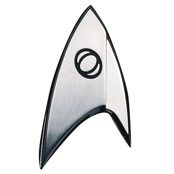 Official Star Trek Discovery 1:1 Screen Accurate Replica Black Badge