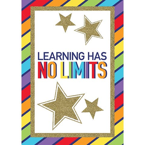 Learning Has No Limits Sparkle and Shine