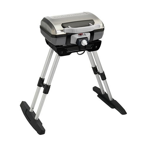 """""""Cuisinart Outdoor Portable Electric Grill with VersaStand Outdoor Portable Electric Grill with VersaStand"""""""