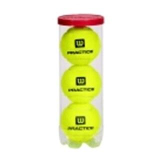 Wilson All-Court Practice Tennis Balls, Case Of 72