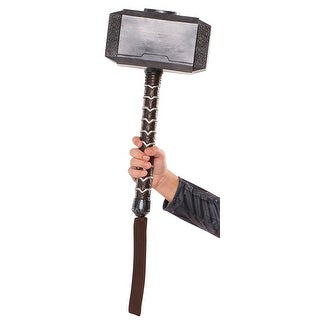 Thor: Ragnarok Thor's Hammer Child Costume Accessory - Multi