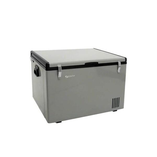 EdgeStar FP630 28 Inch Wide 2.1 Cu. Ft. Portable Fridge/Freezer with 12V DC Power Capability