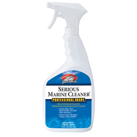 Shurhold serious marine cleaner 32oz ybp-0305