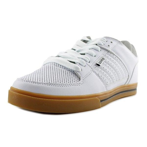 Osiris Protocol Men White/Grey/Gum Skateboarding Shoes