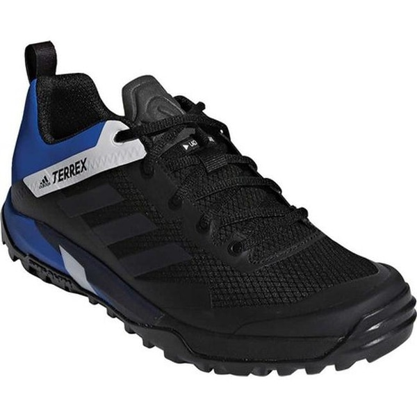 cd235958f adidas Men  x27 s Terrex Trail Cross Sl Bike Hiking Shoe Black Carbon