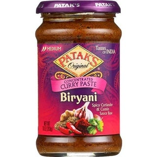 Patak's - Biryani Paste ( 6 - 10 OZ)