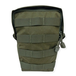 Large General Purpose Pouch Upright Olive Drab Green - P-LGGP1-OD