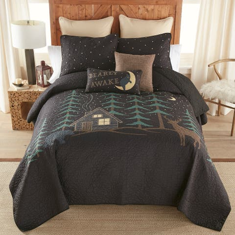 Donna Sharp Evening Lodge UCC Quilt Set