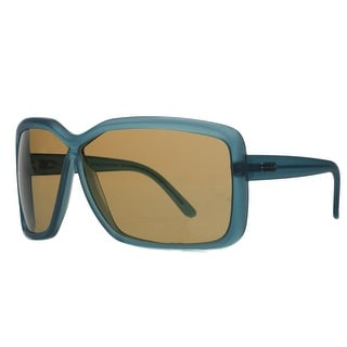 Balenciaga BAL0124/S XR8 Dark Green Oversized Sunglasses