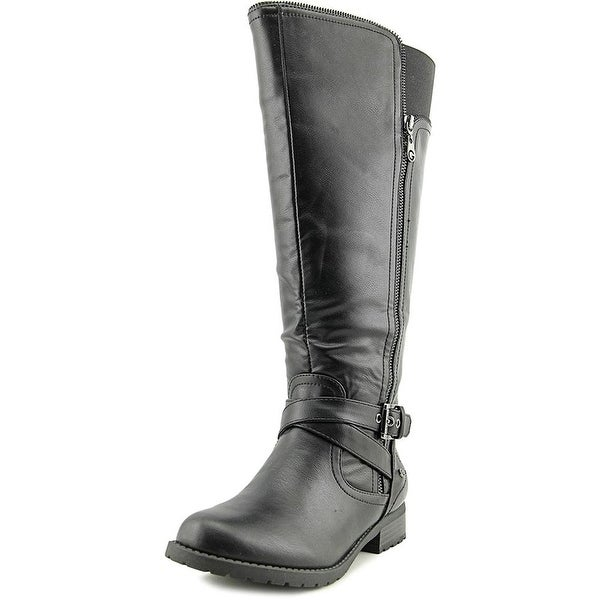G by Guess Women's Halsey Knee-High Riding Boots
