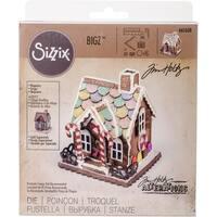 Sizzix 661608 Bigz Die, Village Gingerbread by Tim Holtz