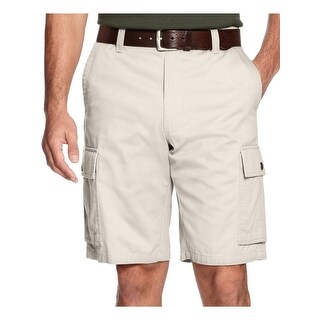 Dockers Mens Cargo Shorts Cotton Classic Fit