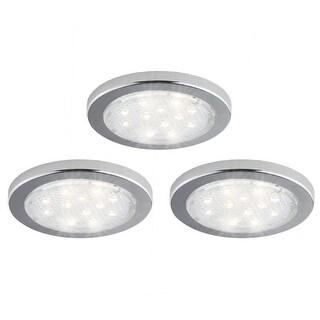"Bazz Lighting U16003WD LED 1-Light 2.5"" Wide Puck Light - Pack of (3) - n/a - N/A"