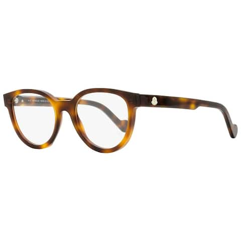 Moncler ML5041 052 Womens Havana 50 mm Eyeglasses