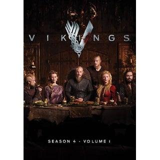 Vikings: Season 4 - Vol. 1 - DVD