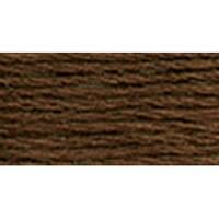 Coffee Brown Very Dark - Dmc 6-Strand Embroidery Cotton 100G Cone