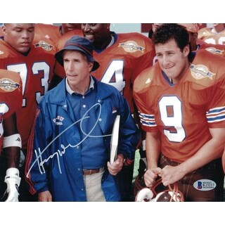 Henry Winkler Autographed Waterboy 8x10 Photo Coach Klein BAS