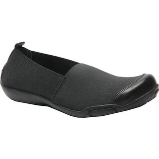 Ros Hommerson Women's Caruso Stretch Slip On Black Stretch