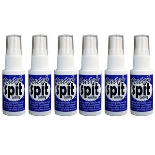 JAWS Quick Spit 1 oz. Anti-Fog Spray Formula 6-Pack