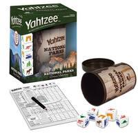 National Parks Yahtzee Dice Game - multi