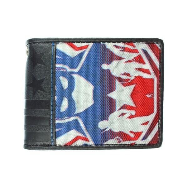 Marvel Captain America Stripe Civil War Bi-Fold Wallet