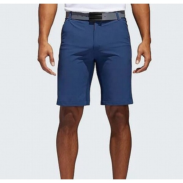 pretty nice 69e71 570b7 Adidas Blue Mens Size 36 Ultimate 365 Climacool Airflow Golf Shorts