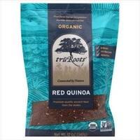 Truroots Organic Red Quinoa - Case of 6 - 12 oz.