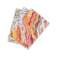 Kipling Womens Notebooks & Journals Unlined 3 Pack - O/S
