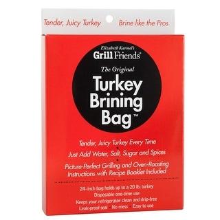 "Grill Friends 60515 Turkey Brining Bag, 24"""