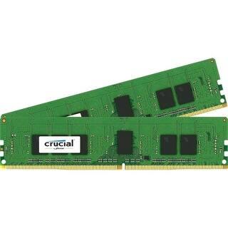 Crucial CT4K4G4RFS8213 Crucial 16GB Kit (4GBx4) DDR4 PC4-17000 Registered ECC 1.2V - 16 GB (4 x 4 GB) - DDR4 SDRAM - 2133 MHz|https://ak1.ostkcdn.com/images/products/is/images/direct/65bd4dbe226c39ab3c1ee554d991be8fcbd2996f/Crucial-CT4K4G4RFS8213-Crucial-16GB-Kit-%284GBx4%29-DDR4-PC4-17000-Registered-ECC-1.2V---16-GB-%284-x-4-GB%29---DDR4-SDRAM---2133-MHz.jpg?impolicy=medium