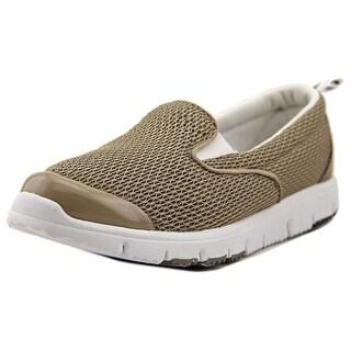 Propet Travel Walker Lo Pro Women Round Toe Synthetic Walking Shoe