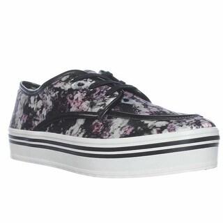DV by Dolce Vita Jaimee Platform Fashion Sneakers, Floral Print