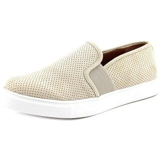 Steve Madden Evangel Women Round Toe Synthetic Loafer