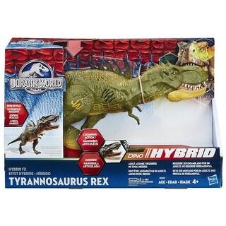 Jurassic World Hybrid FX Tyrannosaurus Rex Action Figure