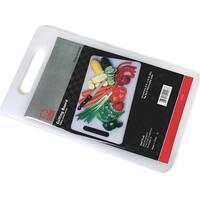 "Chef Craft 21553 Cutting Board, 13"" X 8"", White"