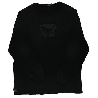 Polo Ralph Lauren Mens Big & Tall Crew Neck Applique Pullover Sweater - 2xlt