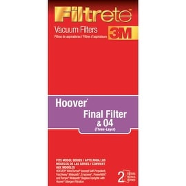 3M Hoover Final Vac Filter