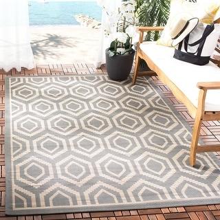 Safavieh Courtyard Carolee Indoor/ Outdoor Rug