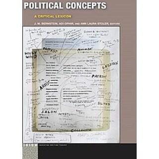 Political Concepts - Adi Ophir, Ann Laura Stoler