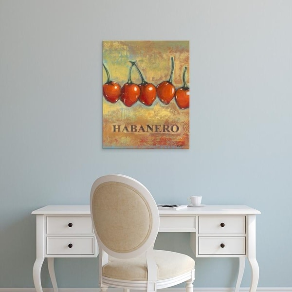 Easy Art Prints Norman Wyatt's 'Habanero' Premium Canvas Art