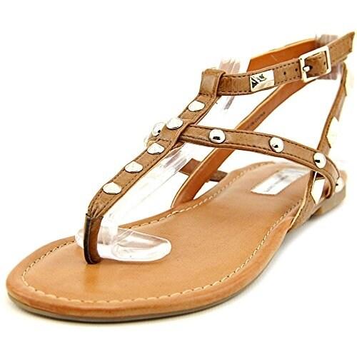 INC International Concepts Womens Mirabai 2 Split Toe Beach T-Strap Sandals US