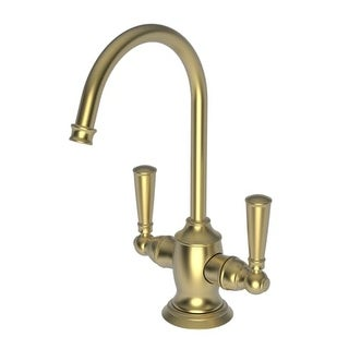 Newport Brass 2470-5603 1.5 GPM Hot / Cold Water Dispenser from the Astor Collection