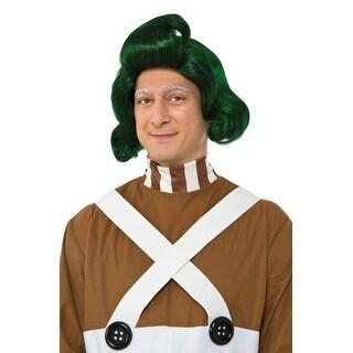 Rubies Oompa Loompa Adult Wig - Green